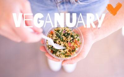 Le Veganuary 2021 : commencez l'année en beauté avec un régime 100% végétalien