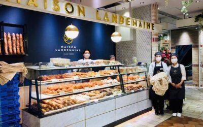 Tokyo : Ouverture d'une troisième boulangerie Maison Landemaine