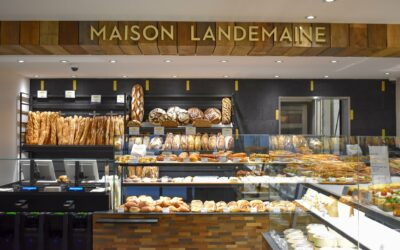 Maison Landemaine ouvre sa 24ème boutique à Lecourbe !